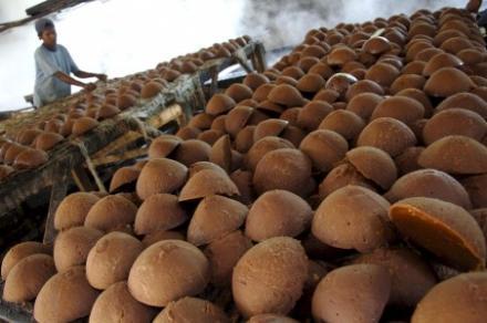 Gula Merah Desa Masaran Yang Berkualitas Expor